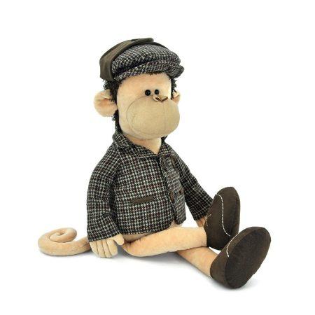 Orange Toys plüss nagykereskedés - Plüss Sherlock a majom 25 cm Orange Toys