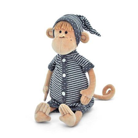 Orange Toys plüss nagykereskedés - Plüss Baby majom pizsamában 25cm Orange Toys