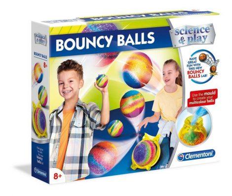 Science & Play Készíts Pattogó Labdákat! Clementoni
