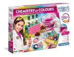 Science & Play Színek kémiája Tudományos játék lányoknak Clementoni