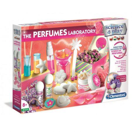 Parfüm laboratórium Clementoni