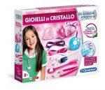 Science & Play Kristály ékszer Tudományos játék lányoknak Clementoni
