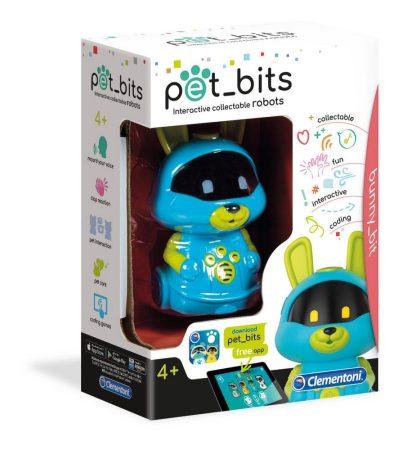 Pet Bits Interaktív Robot nyuszi Clementoni