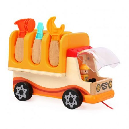 Nyitható kamion munkapaddal