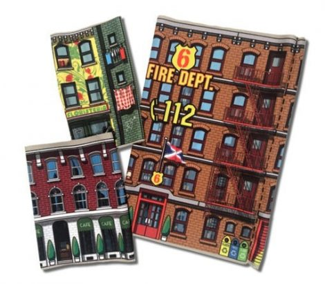 Dland Eco épületek - Környezettudatos játék - Városi épületek 3db-os szett
