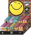 Mini Puzzle Smiley 54 részes Noris