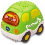 Toot-Toot kisautók kisbusz Magyarul beszélő baba játék V-TECH