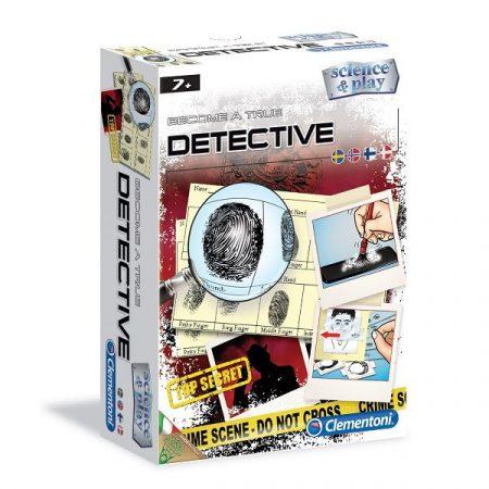 Science Detective Nyomozó tudományos készlet - Clementoni