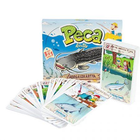 Peca király 3 az 1-ben játékkártya - Cartamundi