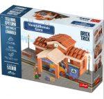 Brick Trick téglából építünk - Vasútállomás XL Trefl