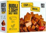 Brick Trick bővítő téglából építünk - 40 db nagy tégla Trefl