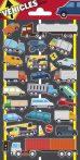 Járműves matrica 102x200mm Funny Products