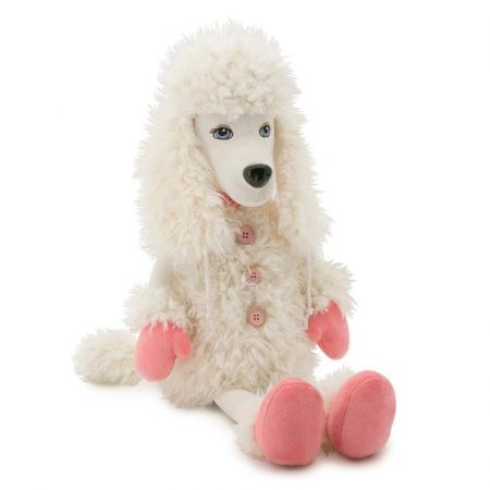 Molie the Poodle Plüss kutya Orange Toys
