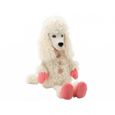 Mollie the Poodle plüss kutya Orange Toys