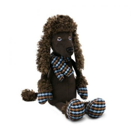 Artemon the Poodle plüss fiú kutya Orange Toys nagy