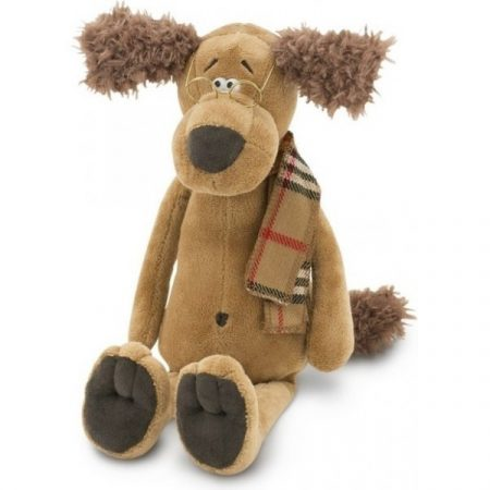 Doc teh Dog Plüss kutya Orange Toys