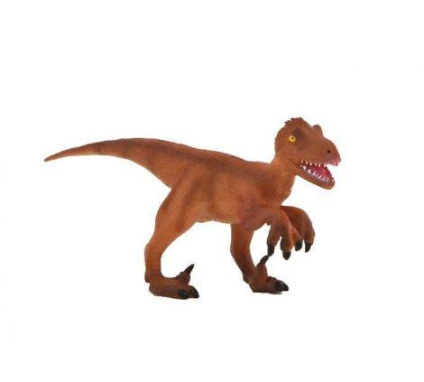 Dínó figura Velociraptor