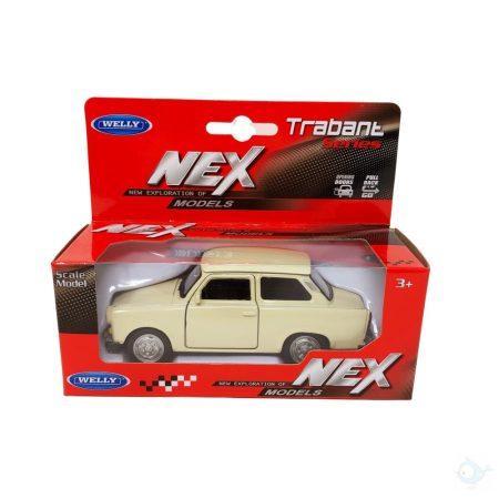 Fém játékautó Trabant 1:43 Welly Nex Modells