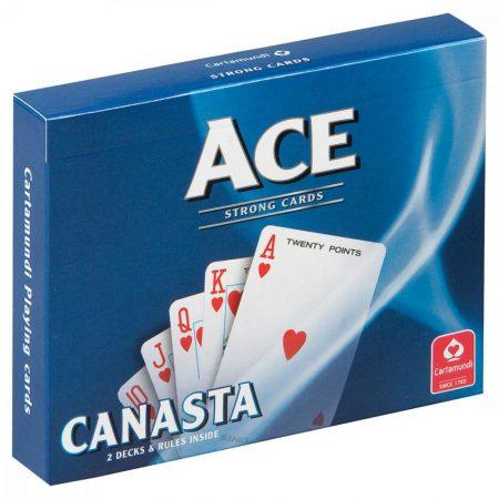 ACE Canasta kártya 110 lap -  Cartamundi