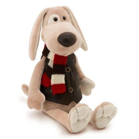 Bruno the Dog Plüss kutya Orange Toys közepes