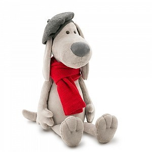 Pierre the Dog Plüss kutya Orange Toys nagy