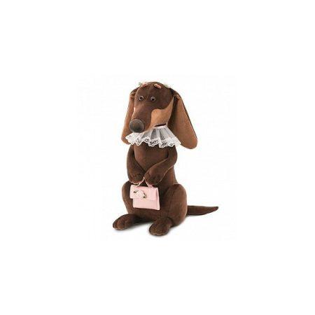 Emma a tacskó plüss kutya Orange Toys közepes