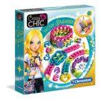Crazy Chic - WOW karkötő készítő szett (78525) - Clementoni