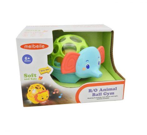 Készségfejlesztő elefánt gömblabda