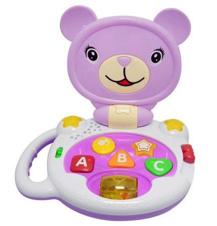 Zenélő macis fejlesztő játék Bonnie