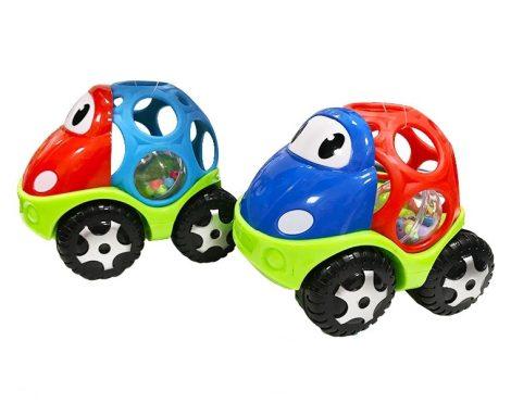 Bébi autó - csörgős labdával