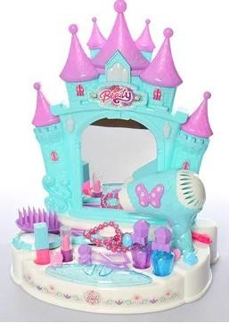 Beauty Angel Játék fodrász és kozmetikai szett asztali