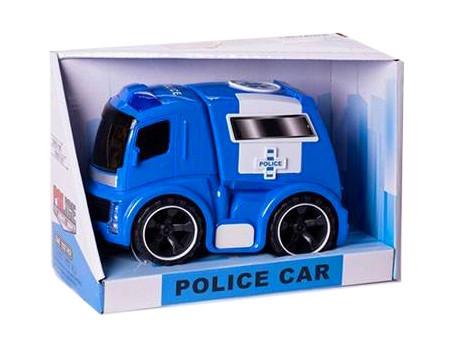 Police car Játék Rendőrautó hanggal