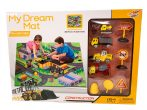 My Dream Mat Játszószőnyeg játék Munkagépekkel