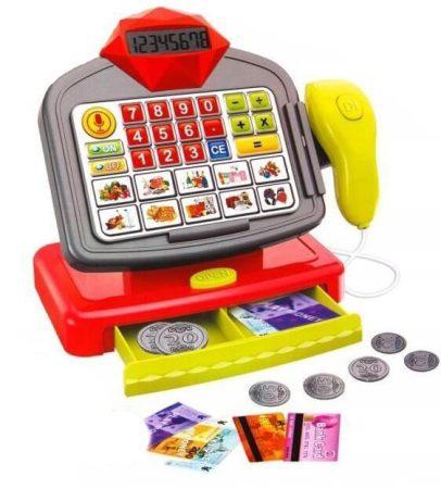 Electronic Cash Register Játék pénztárgép HYL Toys