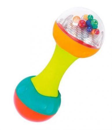 Csörgő baba játék Hola