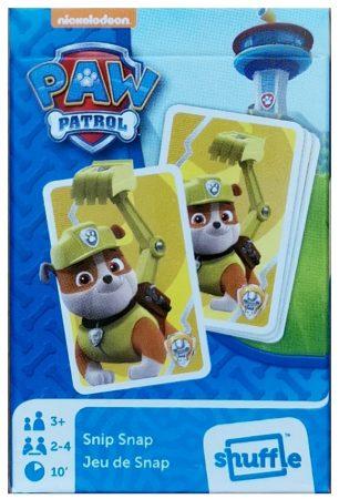 Mancs Őrjárat Rubble 4 az 1-ben kártyajáték - Cartamundi