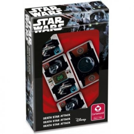 Star Wars Death Star Attack kártya - Cartamundi