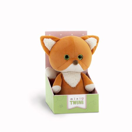 Plüss Róka - Mini Twini - Orange Toys