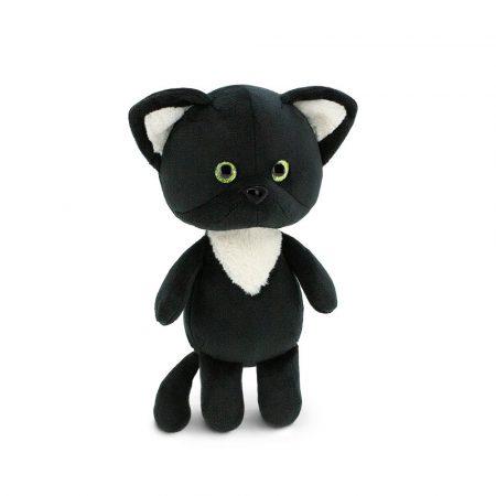 Plüss cica Black Kitty - Mini Twini - Orange Toys