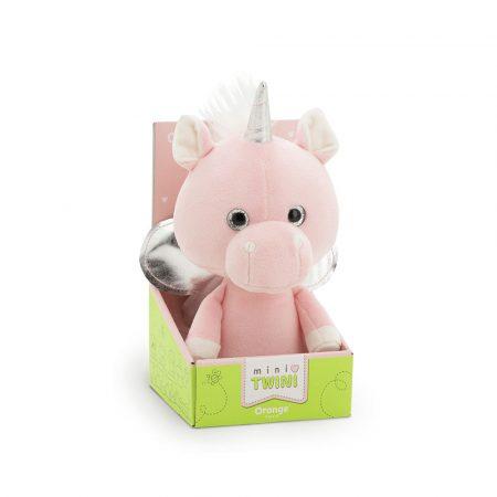Plüss Unikornis pink - Mini Twini - Orange Toys