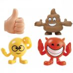 Imoji Figurines 3 db-os Emoji figura bliszteres TM Toys