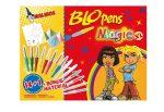Blopens festékszóró 14 szín, 1 mágikus toll +8 sablon