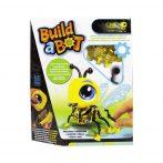 BUILD A BOT méhecske építhető interaktív játék robot