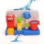 Kádjáték csapteleppel Funny Bath Toys
