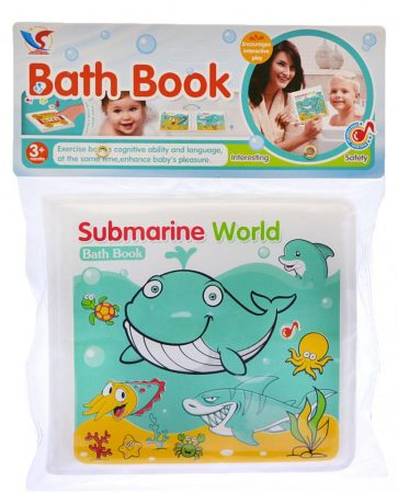 Submarine Word Pancsoló Könyv babáknak