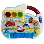 Zenélő bébi játék -Közlekedés