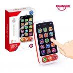 Phone Touch angolul beszélő játék okostelefon Huanger
