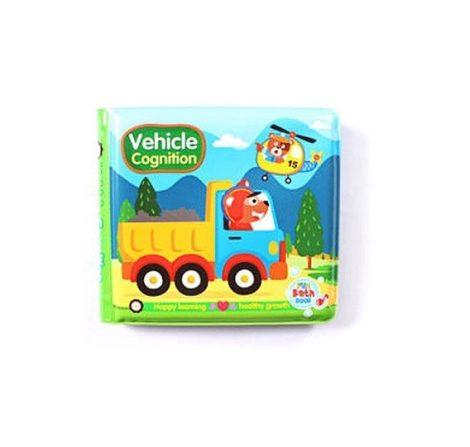 Baba könyv járműves PVC