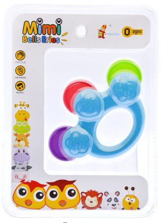 Mini Bells csörgő baba játék