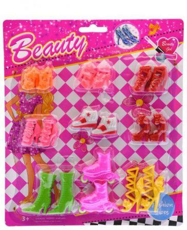 Játékbaba Cipők Barbie, Steffi Love
